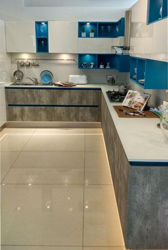 modular kitchen chandigarh